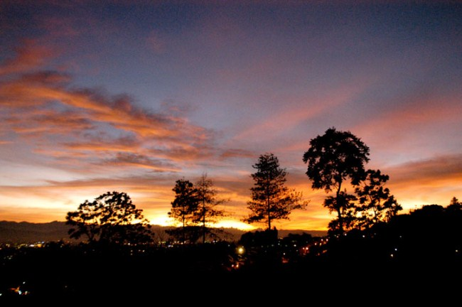 Sky in North Bandung, By: Noorman Wijaksana