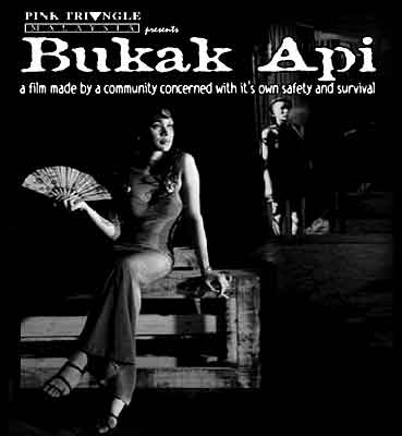 Bukak Api, the arsonist, Malaysian film