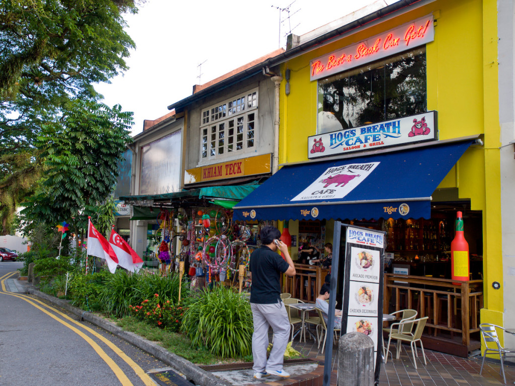 Holland Village Singapore