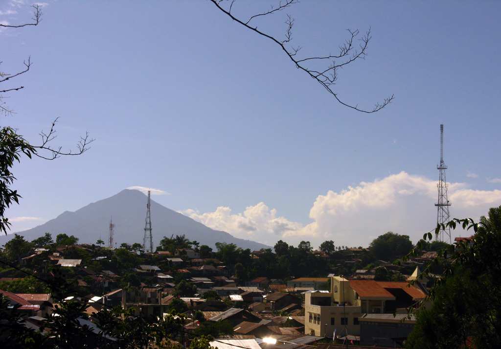 A view of Manado, By: Dalih Sembiring