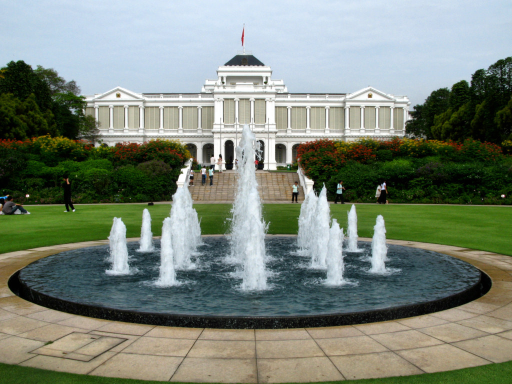 The Istana, By: Icemoon