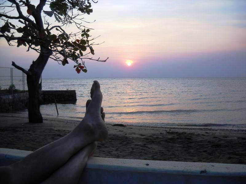 Total relaxation in Kep, By: Gabrielle Yetter
