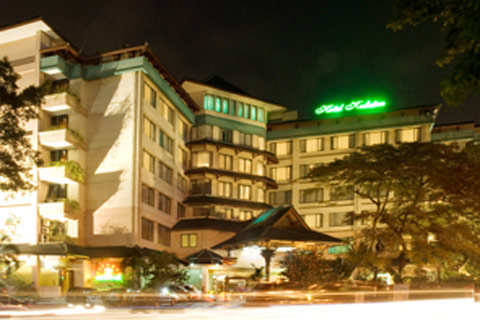 Hotel Kedaton, modest price for starred hotel facilities