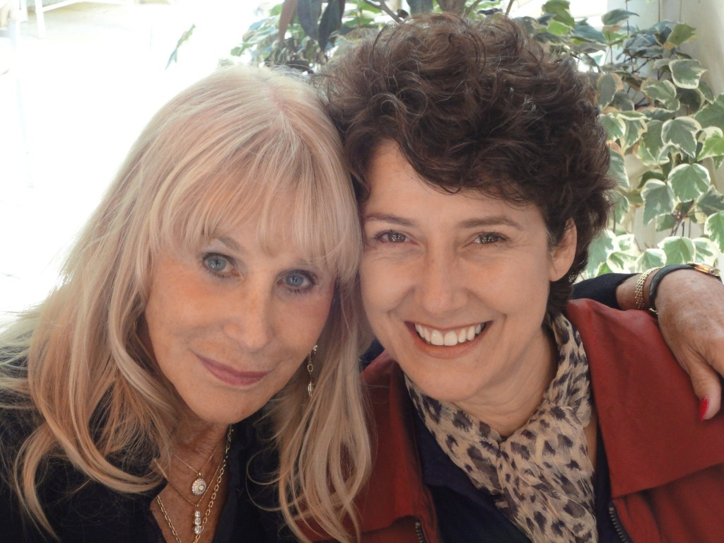 Donna Smith and Deborah Gabinetti