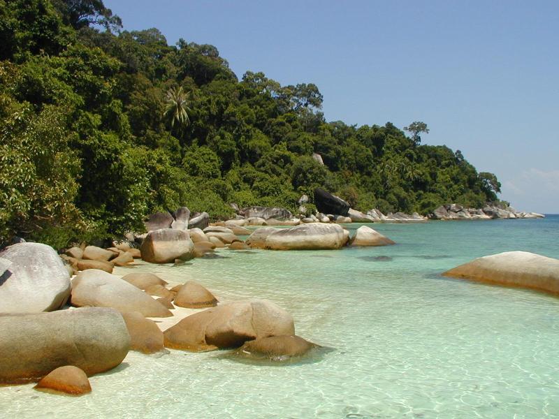 Perhentian Kecil beckons you in Terengganu