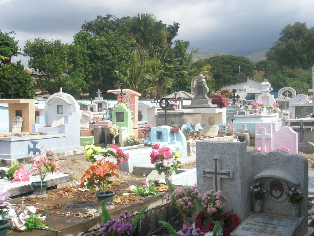 The cemetery of Santacruz, where On November 12, 1991, 271 Timorese were massacred