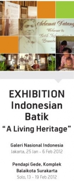 Indonesian Batik &quot;a Living Heritage&quot;