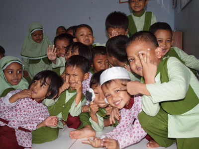 Kids Tileng Foundation