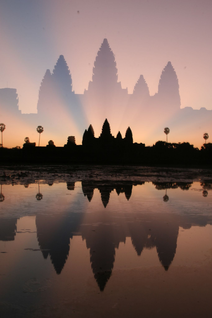 Not to miss when in Siem Reap, the Angkor Wat, By: Mark Rowland