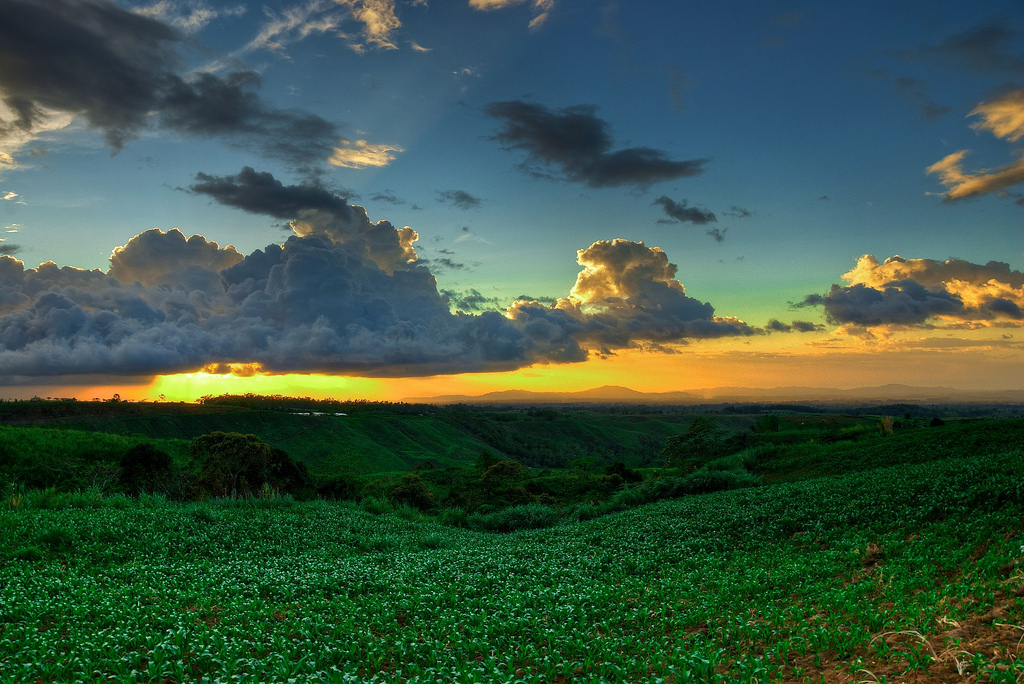 Mindanao's enchanting landscape, By: Jojo Nicdao