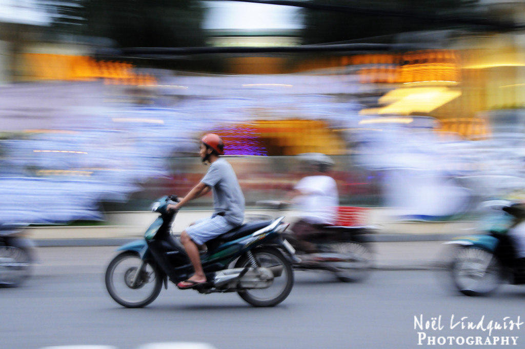 Gotten used to Bangkok traffic? By Noel Lindquist