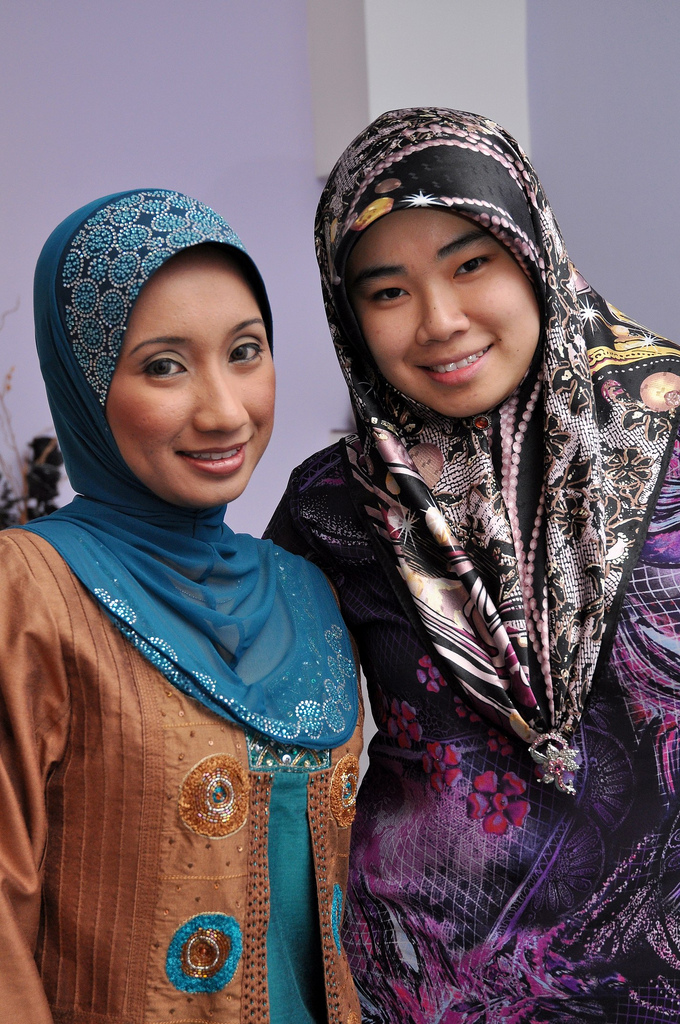 Brunei women, By: Culex