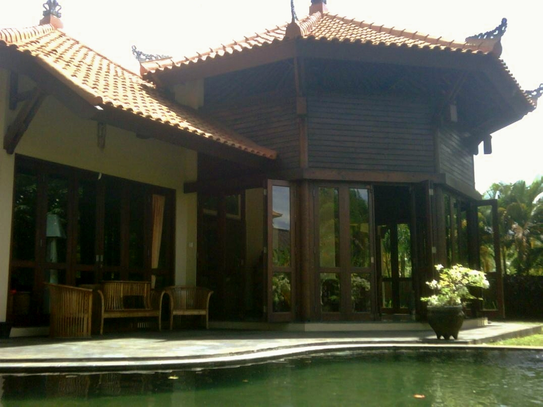 villa Bali for rent