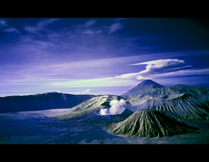 The magnificent Bromo, star attraction of East Java, By: Dhanni Daelami