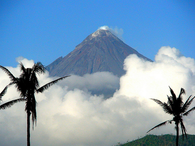 The Mayon volcano, By: Richard