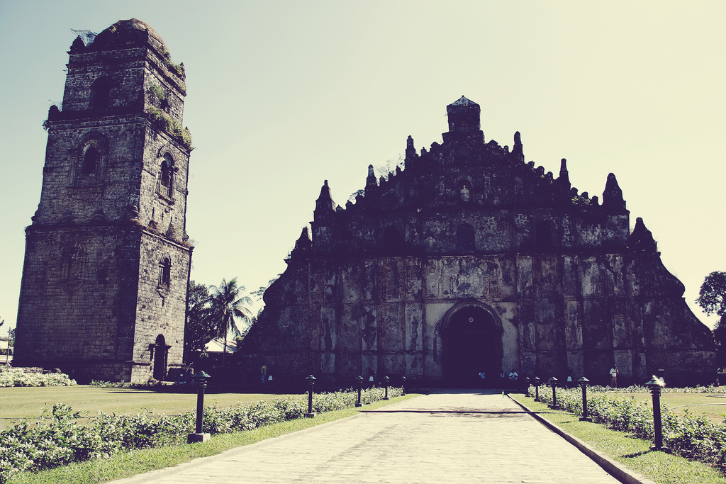 Paoay Church, By: Hub Hayag