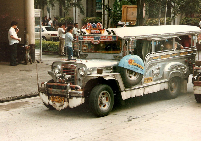 riding a jeepney What is jeepney how much is the ride what are the pros and cons of travelling by this extremely odd and interesting vehicles when.