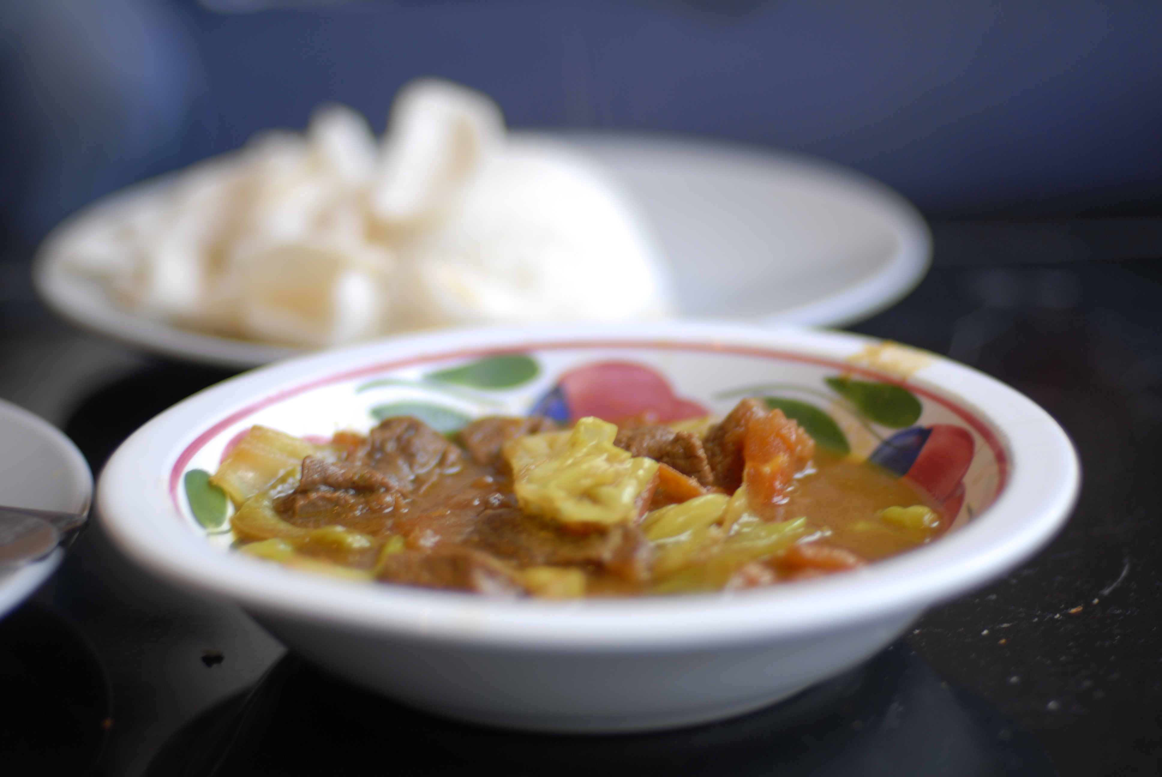 Tongseng Kambing: Spicy Goat in a Smooth but Fiery Curry ...