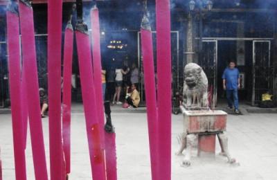 Chinese Temple Penang