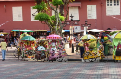 The Red Square Malacca