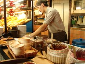 Chinese Food stall Malaysia
