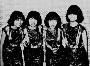Dara Puspita Band Indonesia
