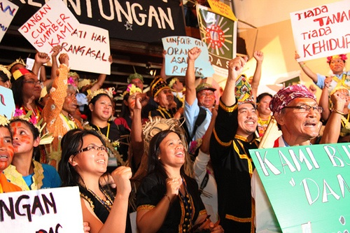 Indigenous people, Indigenous Rights Rally
