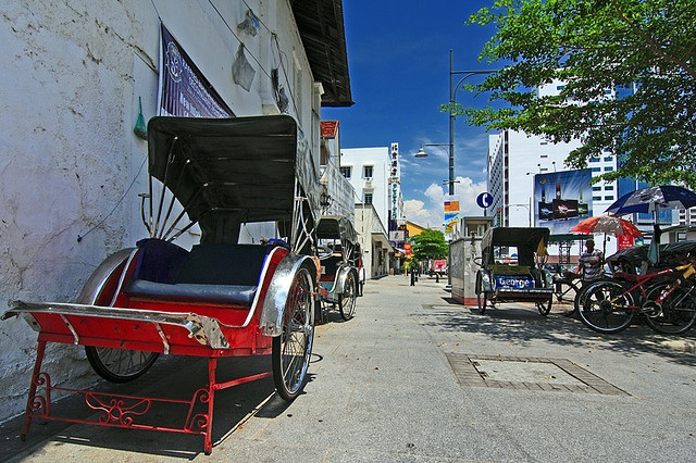 Penang, Trishaw