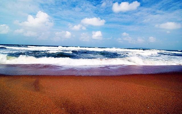 Rusila Beach, Terengganu Malaysia