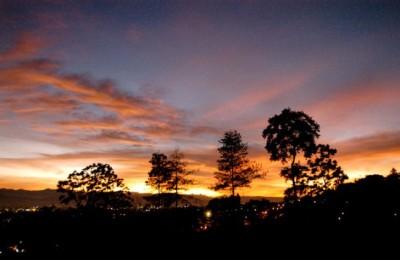 Sky in North Bandung, By: Noorman Wijaksana
