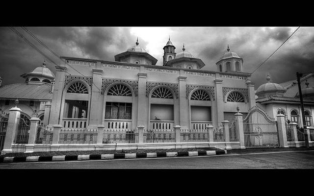 Sultan Zainal Abidin Mosque, Kuala Terengganu