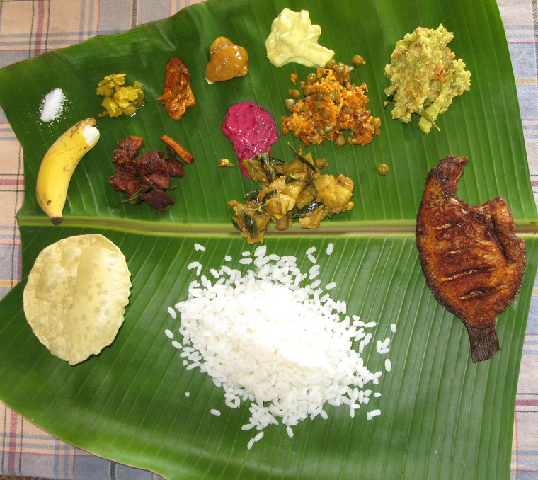 Don't leave KL, before trying banana leaf rice, By: Cristopher Macsurak
