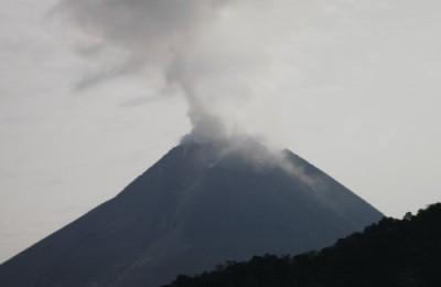 Merapi, Volcano Java