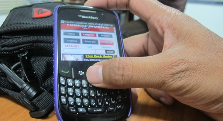 Porno for blackberry mobile