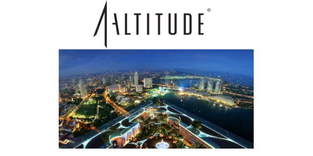 1Altitude bar and resto Singapore