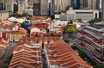 Chinatown Singapore, By: William Cho