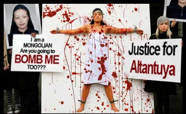 Justice for Altantuya