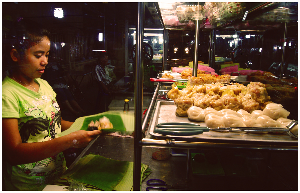 Chinese Snacks in Selat Panjang, By: Dalih Sembiring