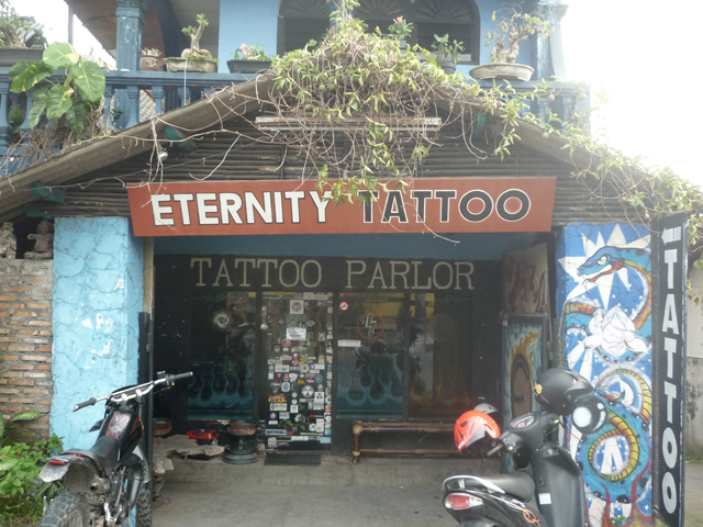 Eternity Tattoo Parlor Yogya