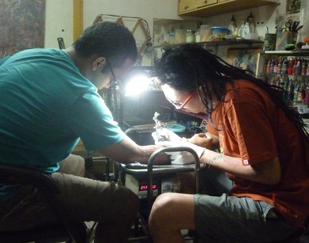Pondok Kelir Tattoo Parlor Yogyakarta