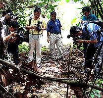 the murder place of Altantuya Shaariibuu