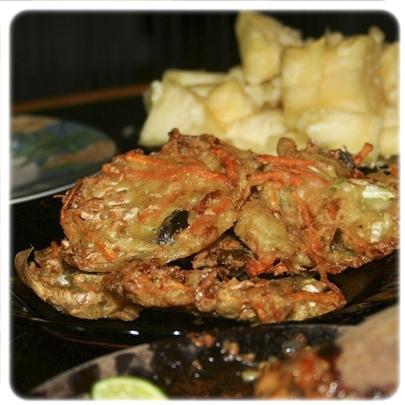 Bala-bala, a typical Sundanse snack