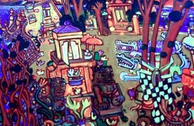 Mangrove temple in Sanur, Paul Husner