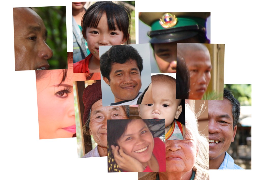 People of Cambodia, By: Willem van Gent