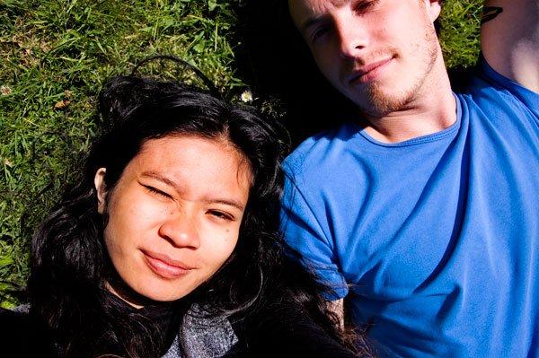 Shazanah and Timothy