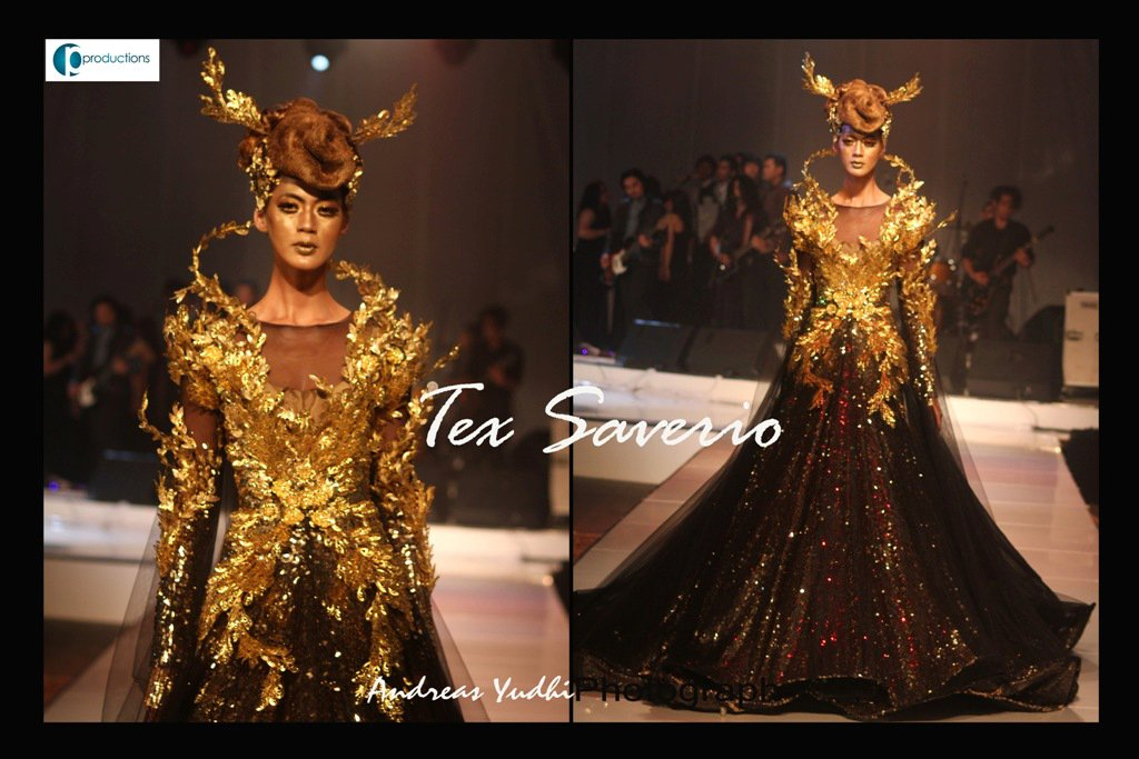 From Tex Saverio's new collection Midas