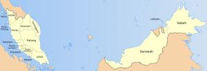 States of Malaysia, By: Golbez Mdzafri
