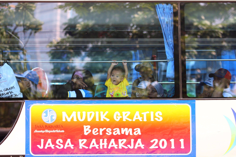 On the bus home, By: Iwan Kurniawan - Denaya Images ...