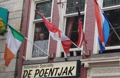 Restaurant 'De Poentjak' in The Hague, By: Photocapy