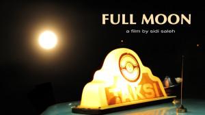 Full Moon by Sidi Saleh